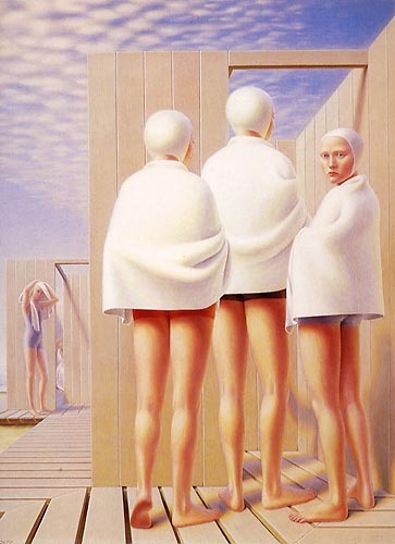 Mag_Tooker+Bathers-George-Tooker-1950